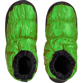Nordisk Mos Down Shoes peridot green